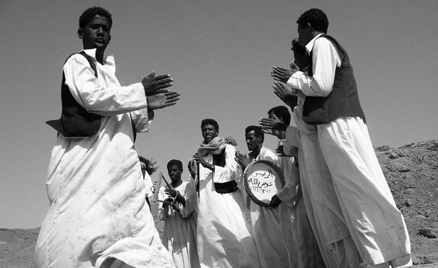 Characters of Egypt. Il festival delle comunità nomadi d'Egitto