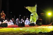 Tartit, groupe féminin de musique touarègue
