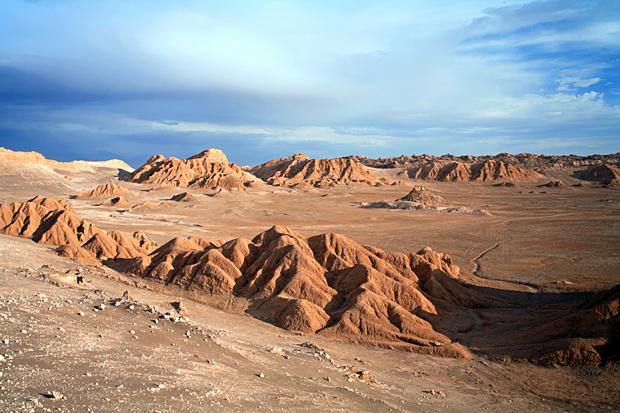 Vale de la Luna, Atacama Desert, Chile